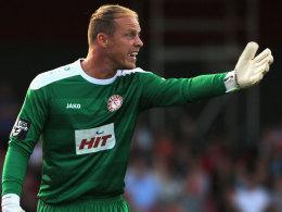 Kehrt Poggenborg schon gegen Mainz zur�ck?
