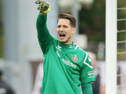 Dynamo ohne Keeper Blaswich nach Wiesbaden