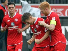 Mainz II: Zweitbestes U-23-Team trifft einen Ehemaligen