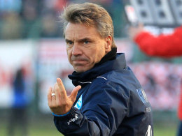 Horst Steffen �bernimmt in M�nster
