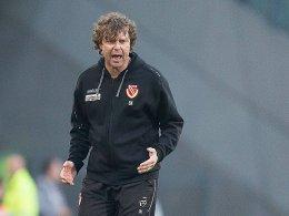 Kennt die 3. Liga aus seiner Zeit in Bielefeld und Cottbus: Stefan Krämer wird Trainer in Erfurt.