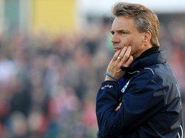 Trainer Horst Steffen