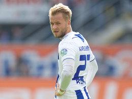 Aue-Trainer Dotchev verlängert seinen Vertrag