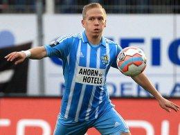 15 Einsätze, ein Tor: Alexander Nandzik.