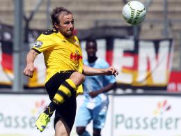 Steht womöglich vor dem Karriereende: Tobias Fink von Fortuna Köln.