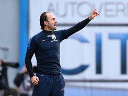 FC Hansa: Brand k�ndigt Abgang an