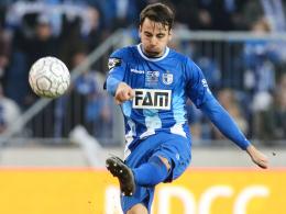 Christian Beck, 1. FC Magdeburg