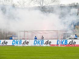 Bengalos: 2000 Euro Geldstrafe f�r Holstein Kiel
