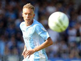 Kickers leihen Gaiser nach Homburg aus