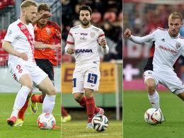 Rostock r�stet lahmende Offensive auf