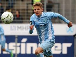 Kickers m�ssen gegen Rostock improvisieren