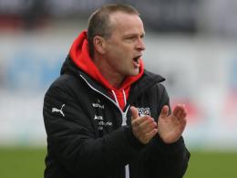 HFC-Coach Stefan Böger