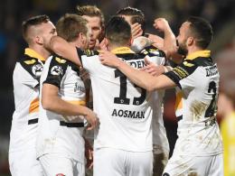 Ein weiterer Schritt Richtung Aufstieg: Dresden gewinnt in Osnabrück 3:0.