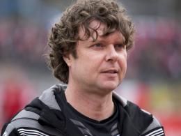 RWE-Trainer Stefan Krämer