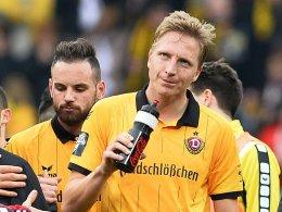 Neuhaus vermisst bei Dynamo die Konzentration