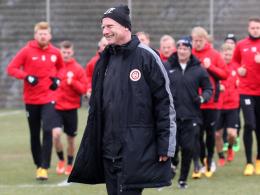 SVWW-Trainer Torsten Fröhling.