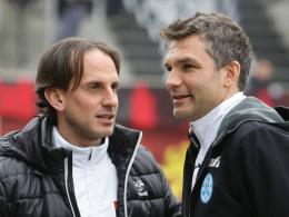 Rüdiger Rehm und Tomislav Stipic