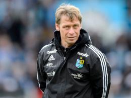 CFC-Trainer Sven Köhler