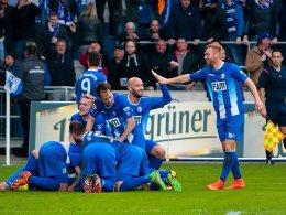 Magdeburgs Ziel: Der Einzug in den DFB-Pokal