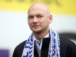 Rostocks Vorstandsvorsitzender Kompp geht wieder
