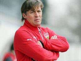 Jeder Rang z�hlt: VfB II hat noch nicht aufgegeben