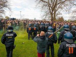 Fanprojekt Dresden reicht Dienstaufsichtsbeschwerde ein