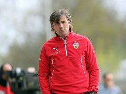 Trotz Abstieg: Thomaes Forderung an seine