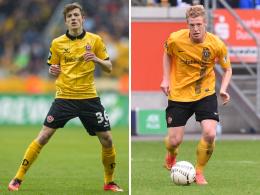 Dresden: Perspektivspieler verl�ngern, D�rholtz zu Kiel