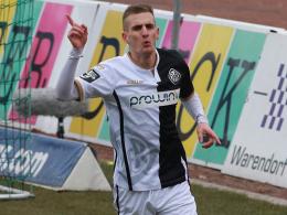 Aalens Drexler verst�rkt Kiel