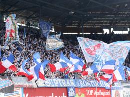 Kein Fahnenverbot - Rostocks Einspruch hat Erfolg
