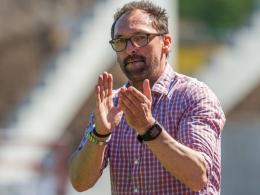 Wollitz nimmt Mannschaft und Fans in die Pflicht