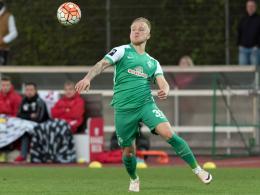 Werder II: Heimlich, still und leise zum Klassenerhalt