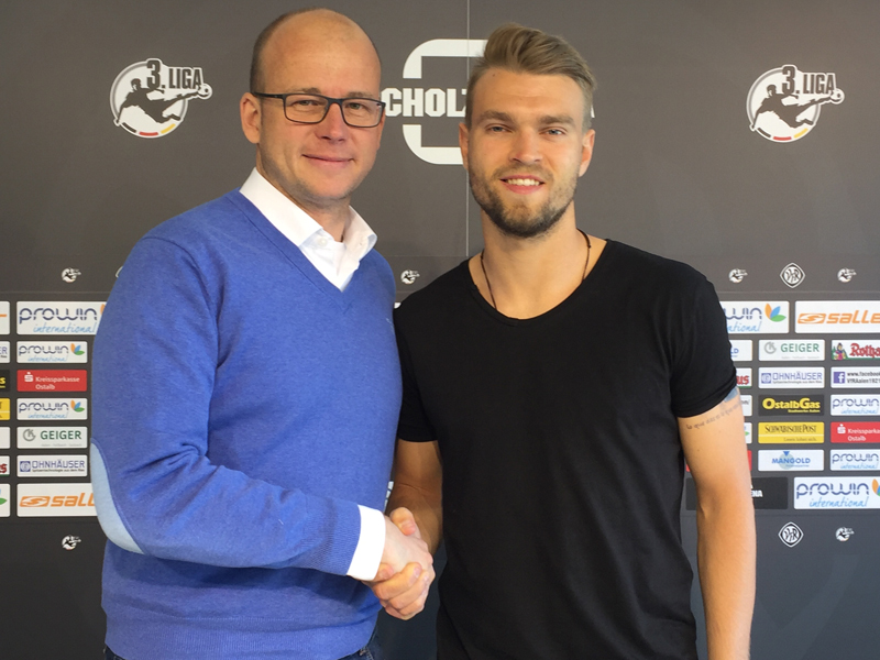 Markus Thiele deichmann wird aalens dritter neuzugang 3 liga kicker