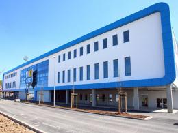 Bundesligist Gladbach er�ffnet neue CFC-Arena