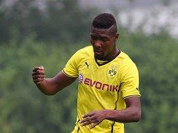 Mbende unterschreibt beim Chemnitzer FC