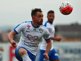 Paderborn holt Itter vom SV Gr�dig
