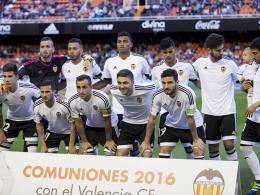 Der Valencia C.F. gastiert bei Preu�en M�nster