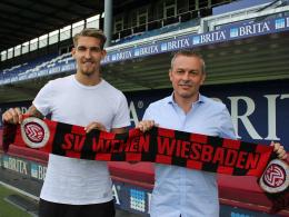 SV Wehen schnappt sich Dresdens Andrich