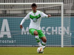 Wolfsburg verleiht Sprenger f�r ein Jahr