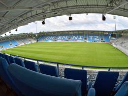 Chemnitzer FC feiert Stadioner�ffnung