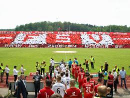 DFB verdonnert Zwickau zu 10.000 Euro Strafe