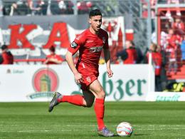 Bouziane kehrt nach Mainz zur�ck