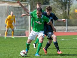 Werder II startet mit Neuzugang Jensen