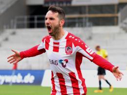 Statt 2. Liga: Aydin bleibt in Erfurt