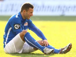 Knie-OP gef�hrdet Garbuschewskis Saisonstart