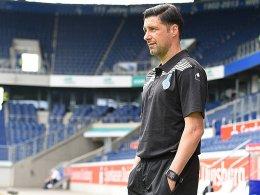 MSV-Coach Gruev minimiert die Zuf�lle