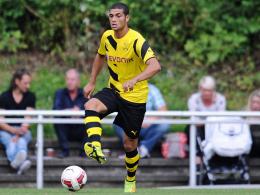 El-Bouazzati leihweise zum VfL Osnabr�ck