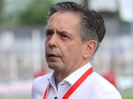 Präsident Rolf Rombach