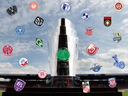 Die Vereine der 3. Liga