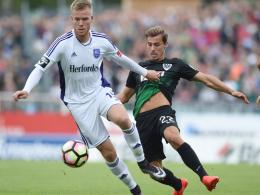 Osnabr�ck jubelt im Derby - Siege f�r Lotte und K�ln